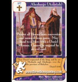 FoOF: Abednego (Azariah)