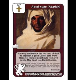 PoC: Abed-nego (Azariah)