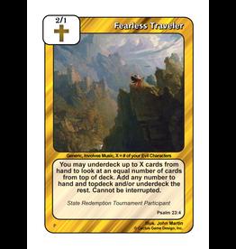 Promo: Fearless Traveler