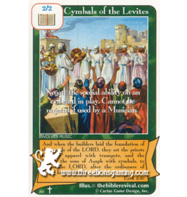 Cymbals of the Levites
