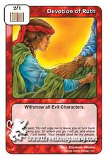 C/D: Devotion of Ruth