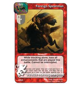 RoA: Foreign Spearman