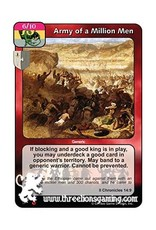 Army of a Million Men (LoC)