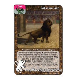 CoW: Coliseum Lion