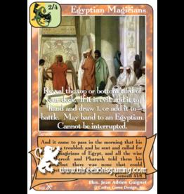 Egyptian Magicians
