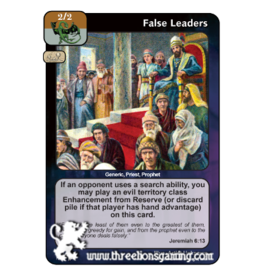 PoC: False Leaders