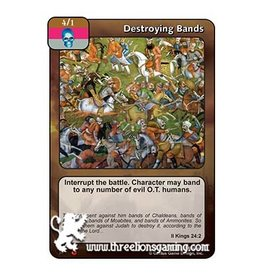LoC: Destroying Bands