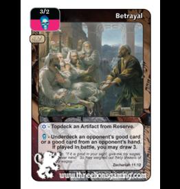 PoC: Betrayal