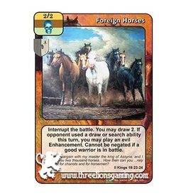 Foreign Horses