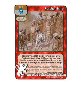 CoW: Foreign Exile