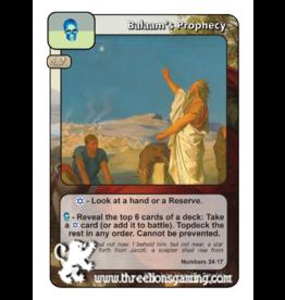 PoC: Balaam's Prophecy