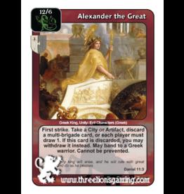 PoC: Alexander the Great
