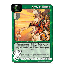 CoW: Army of Jericho
