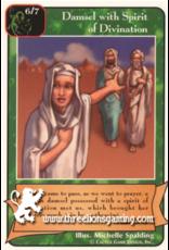 Prophet: Damsel with Spirit of Divination