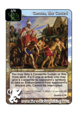 FoM: Canaan, the Cursed
