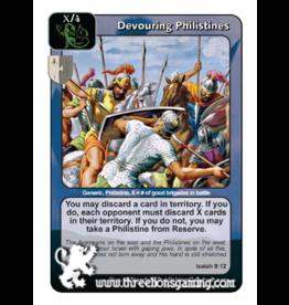 PoC: Devouring Philistines