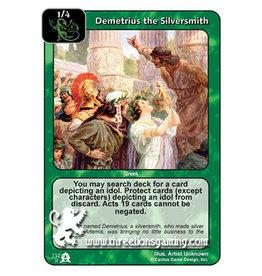EC: Demetrius the Silversmith
