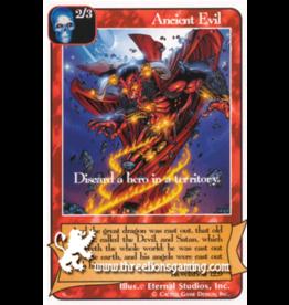 C/D: Ancient Evil