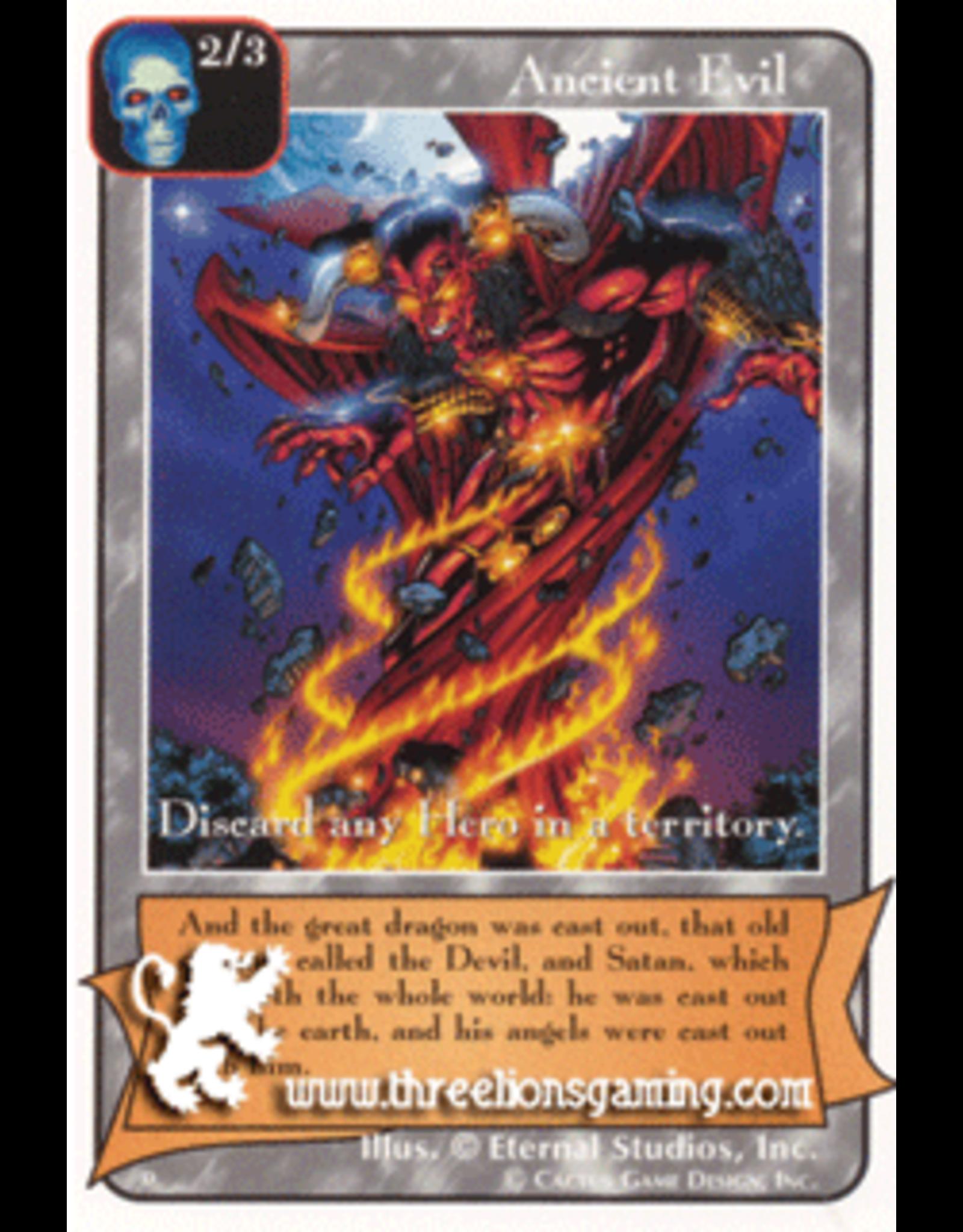 G/H: Ancient Evil