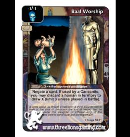 FoM: Baal Worship