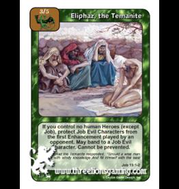 Eliphaz, the Temanite