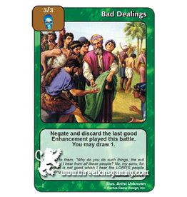 I/J: Bad Dealings