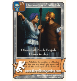 Destruction of Athaliah