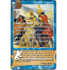Ahab's Armor