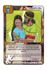 FoM: David's Sin