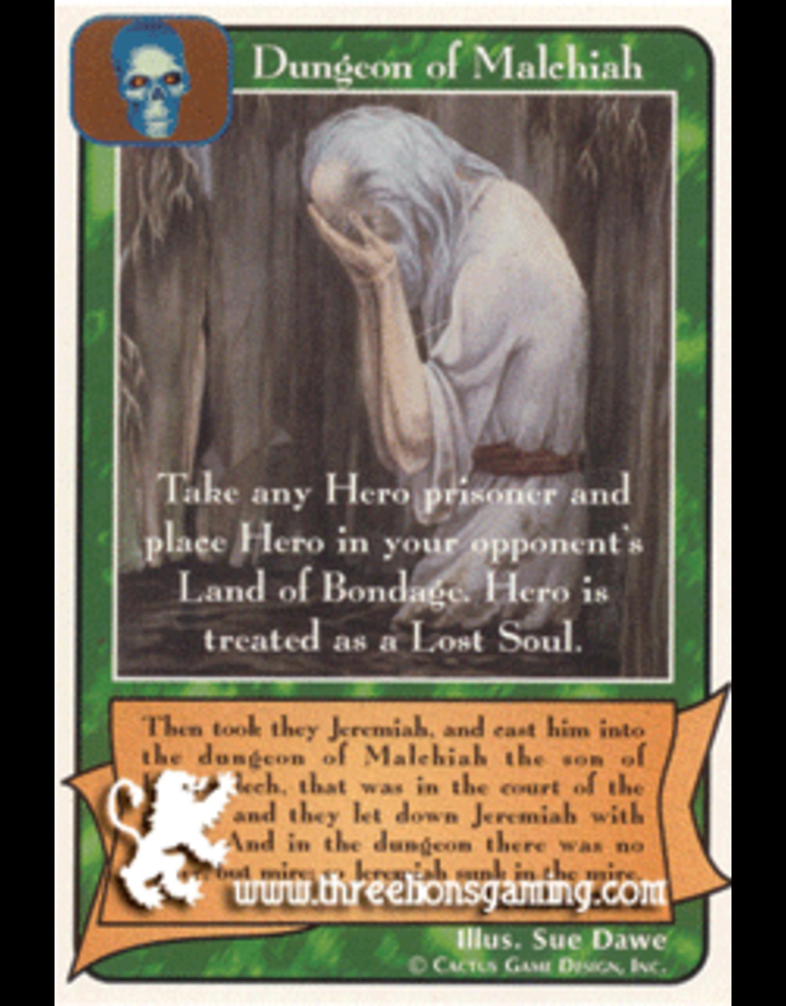 Prophet: Dungeon of Malchiah