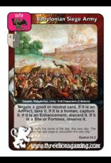 Babylonian Siege Army (PoC)