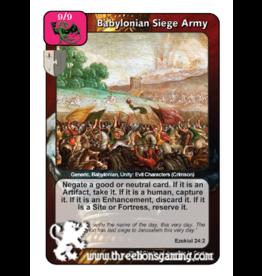 PoC: Babylonian Siege Army