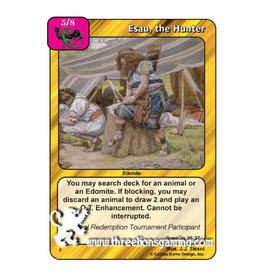 Esau, the Hunter