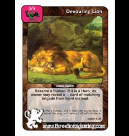 Devouring Lion