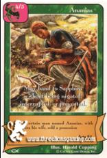 Ap: Ananias