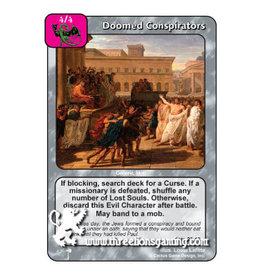 PC: Doomed Conspirators