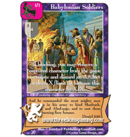 FoOF: Babylonian Soldiers