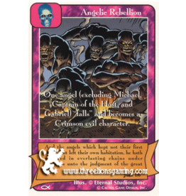 Ap: Angelic Rebellion