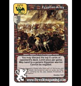 PoC: Egyptian Army
