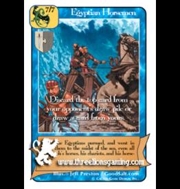 Egyptian Horsemen