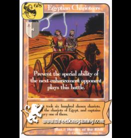 Egyptian Charioteers