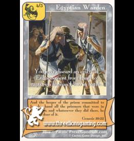 FoOF: Egyptian Warden