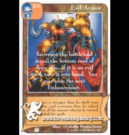C/D: Evil Armor