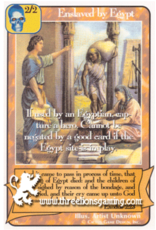 G/H: Enslaved by Egypt