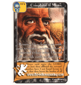 Pa: Complaint of Moses
