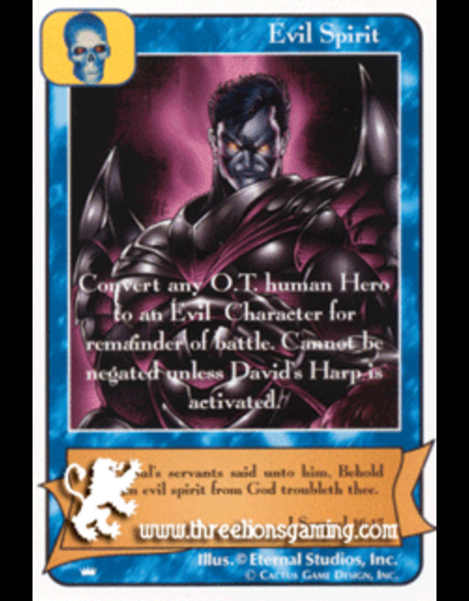 Evil Spirit (Ki)
