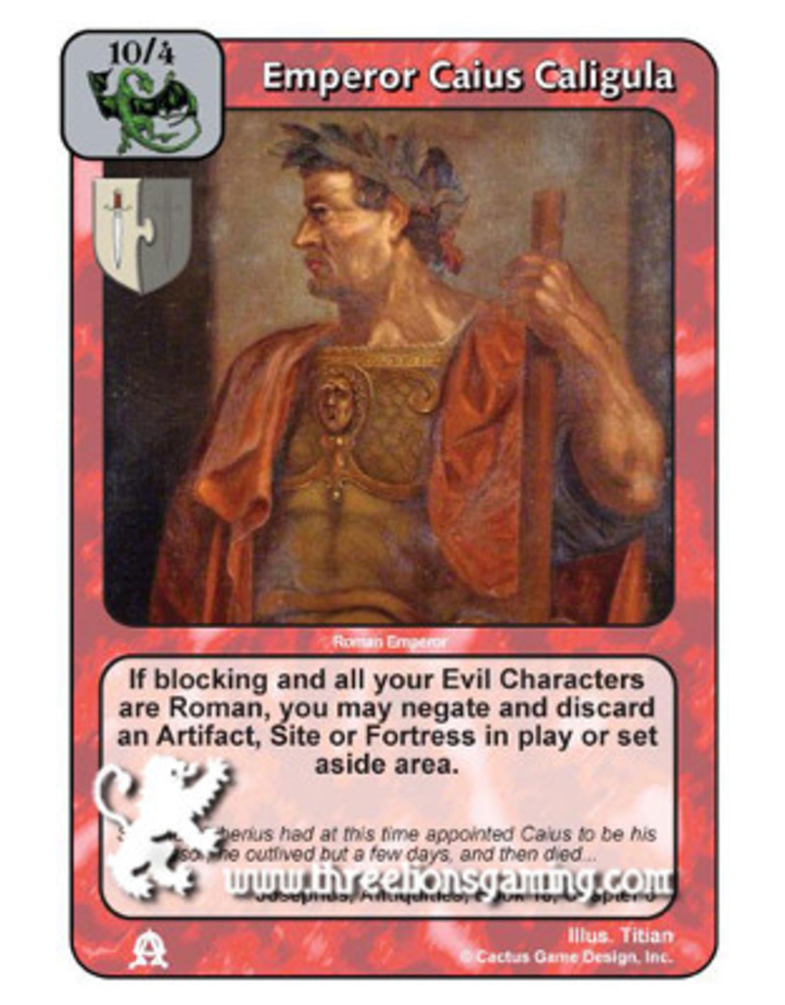 Emperor Caius Caligula (EC)