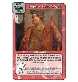 EC: Emperor Caius Caligula