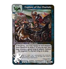 Captain of the Chariots