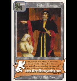 C/D: False Teachers